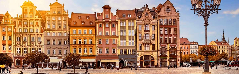 Reiseziel Polen Slider 2 Breslau